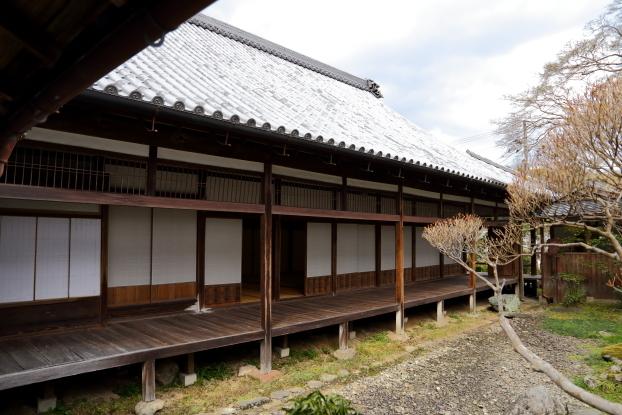 願行寺・書院