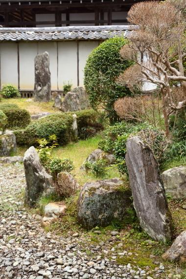 願行寺庭園・石組