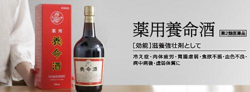 養命酒 2019