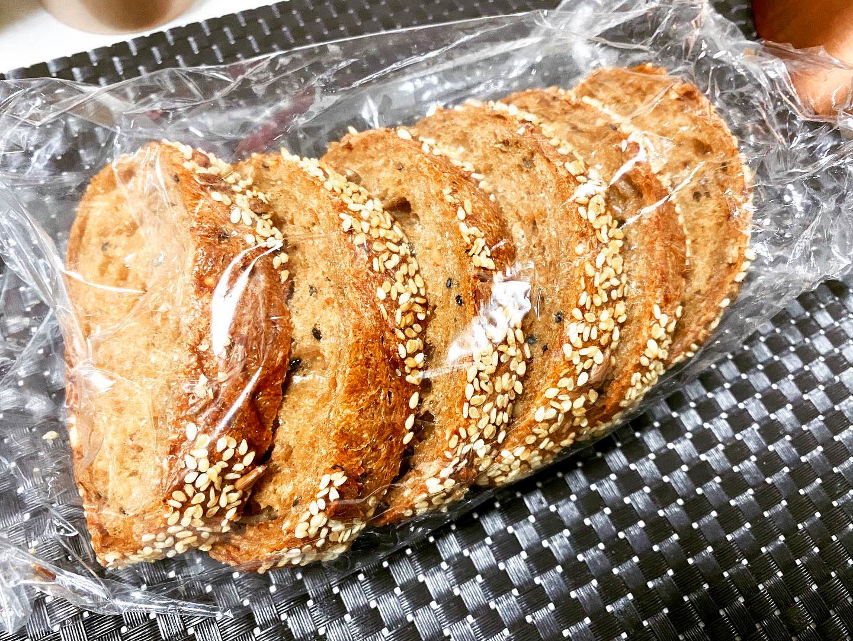 穀物のパン