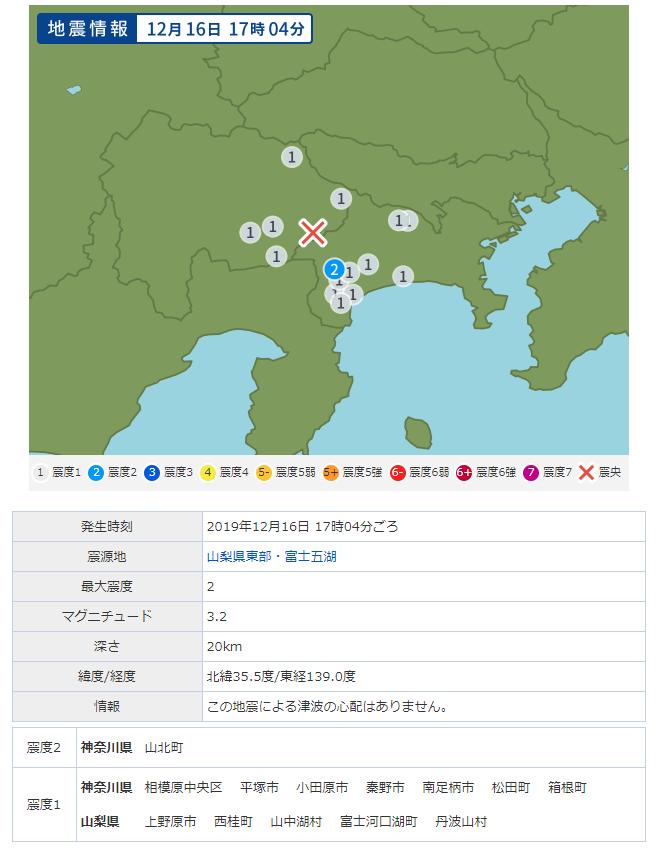 12月16日 富士五湖2