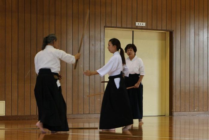 薙刀 直心 近県錬成会 1 10 20