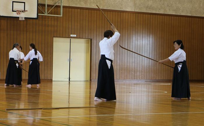 直心影流 薙刀 近県錬成会 1 10 20