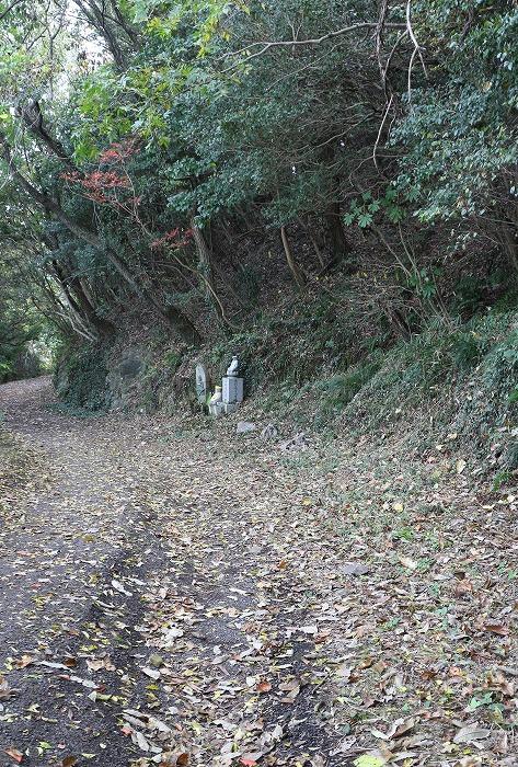 爺神山のお遍路道 1 10 25