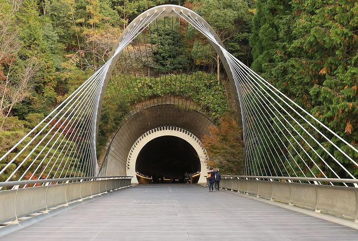 mihoミュージアム 帰りのトンネル 1 11 19