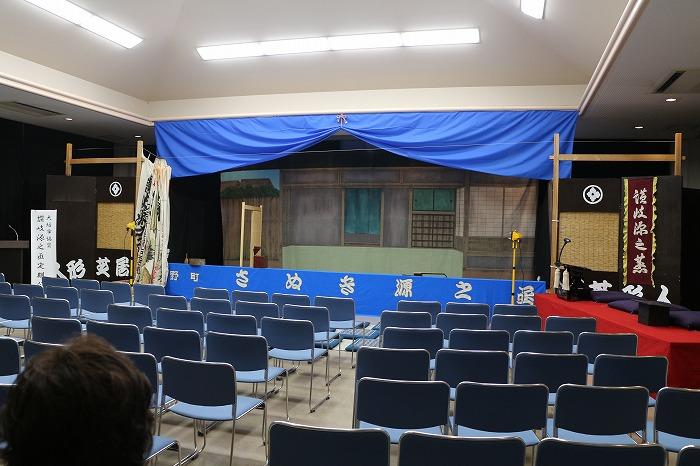 客席 舞台 音響 照明 できる 1 11 22