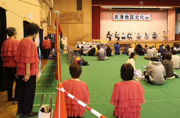 吉津文化祭 次の次が出番です 1 11 17