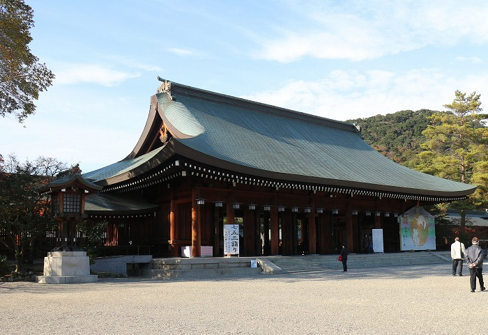 橿原神宮 1 12 5