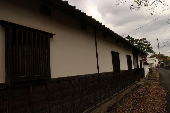 大喜多家 玄関前の門の外  1 12 3