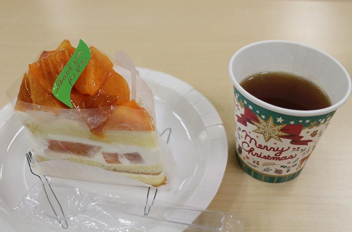 私の選んだケーキは柿づくしでした 1 12 15
