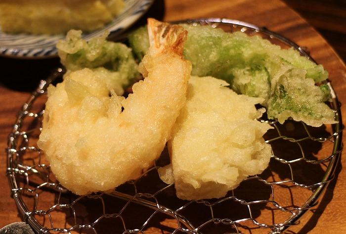 蕗の薹 竹の子 高菜 天ぷら 2 1 11