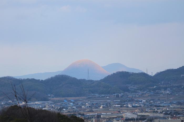 この山は讃岐富士 2 1 15