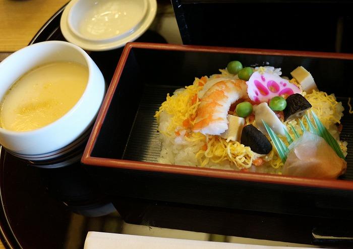 茶碗蒸しもお寿司も 観音寺グランド 2 1 18
