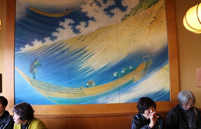和風の壁面構成 ランチ 人形 2 1 18