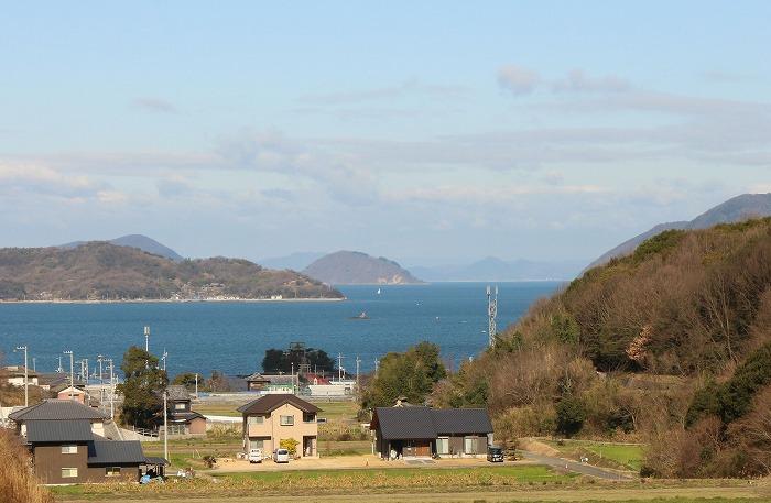 津島さん 久保谷の上から撮る 2 1 30