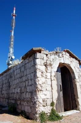 7日ドブロヴニクスルジ山 戦争博物館