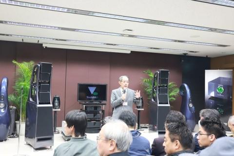 東京インターナショナルオーディオショウ2019