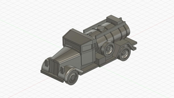 いすゞ TX40 TANK v1