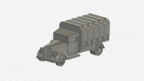 いすゞ TX40 TRUCK WITH v2