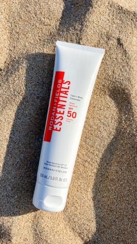 ESSENTIALS Body _ Face Sunscreen - Sand - IG Story (Custom)
