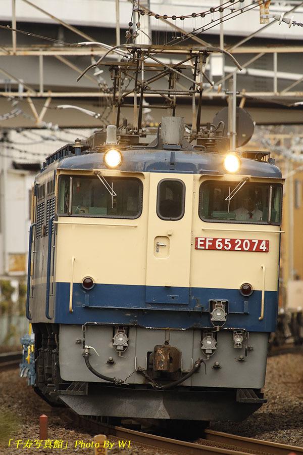 PF2074配8790列車19年11月01