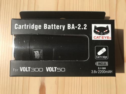 【キャットアイ・volt400】・3