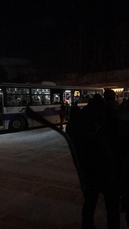 20200111 バス待ち