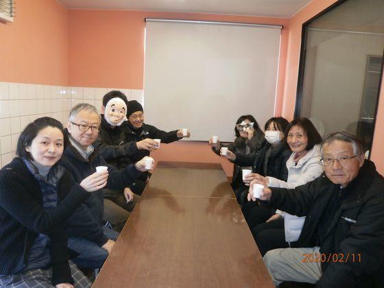 2月11日豆腐作り&試食会