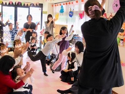 2019秋のワクワクフェスティバル・ハロウィンミニコンサート