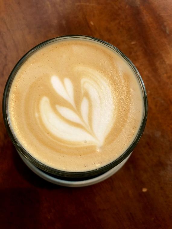 トランクコーヒー カフェラテ