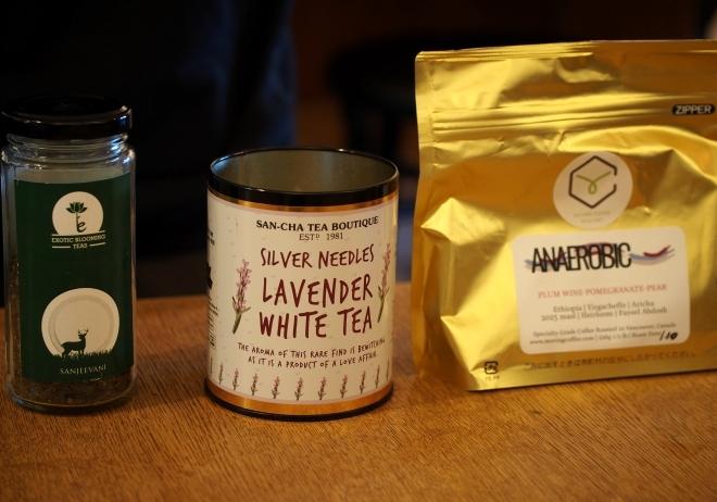 ヒマスター カフェ コーヒー 紅茶