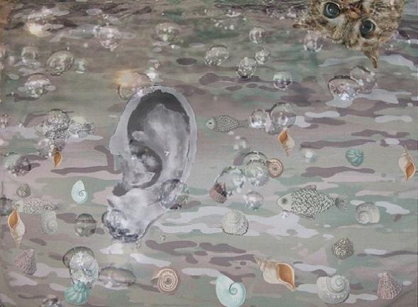 水の底で貝殻のうたを聴く