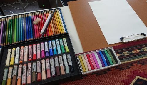 ガイドスピリットアートセッションを受けてきました