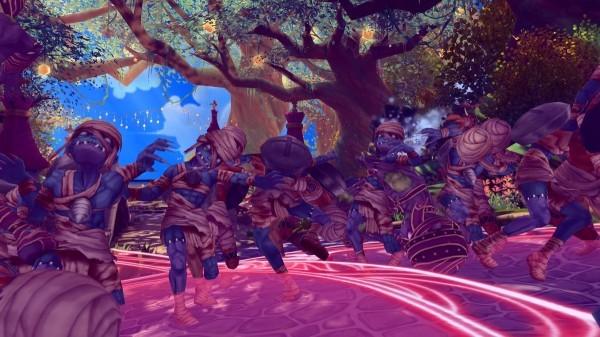 基本プレイ無料のクロスジョブファンタジーRPG、星界神話、新星霊「海宮の姫君・レフィア」が登場したよ
