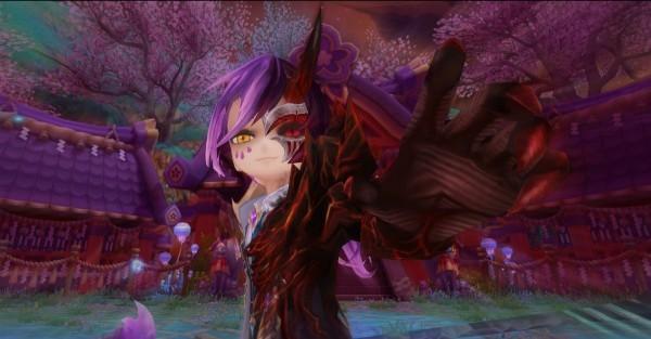 基本プレイ無料のクロスジョブファンタジーRPG、星界神話、高難度ダンジョン「異界・アマノハクオウ神宮」を実装したよ