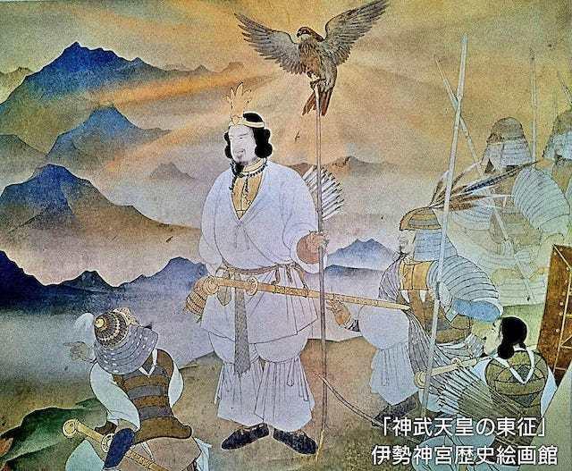 20191118 神武天皇
