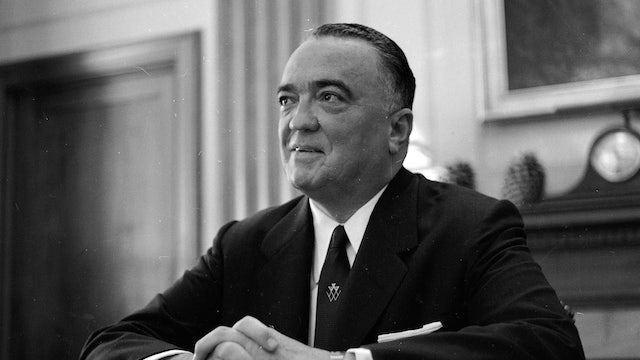 20191118 John Edgar Hoover