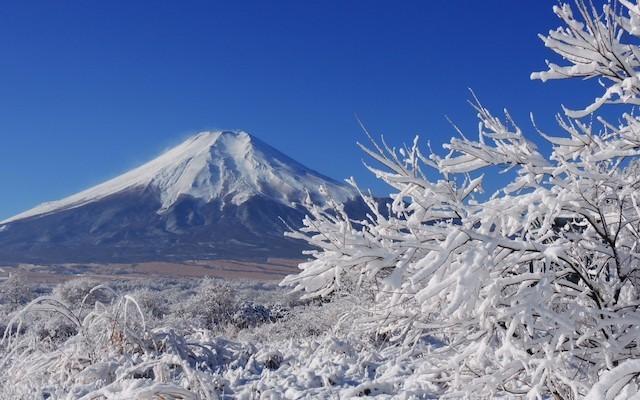 20191210 冬富士