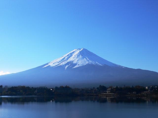 20191225 冬富士