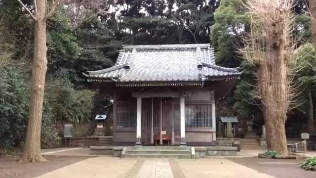 20200304 三崎町 小桜姫神社