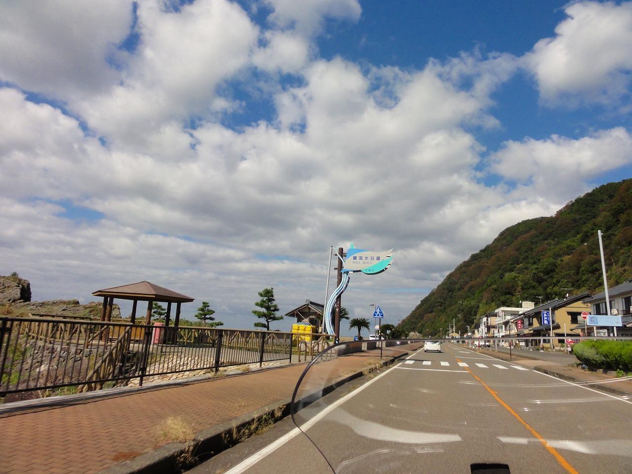 親子で温泉&キャンプツーリング 2019(越前海岸)