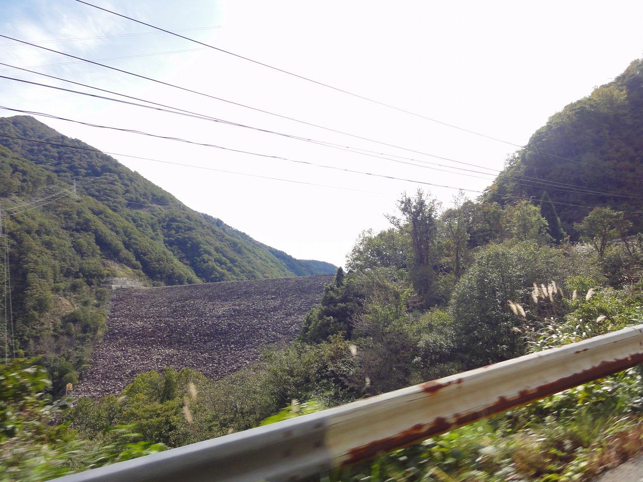 親子で温泉&キャンプツーリング 2019(国道156号線)