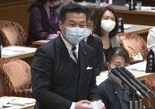 福山哲郎 尾身茂 参議院 ブーメラン ツイッター