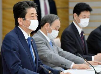 共同通信 「緊急事態宣言を出すと表明した安倍政権に諸外国から厳しい見方 『東京五輪への未練を捨てられなかった』(韓国メディア) 『感染リスクを低く見積もってきた』(アジア外交専門家)」