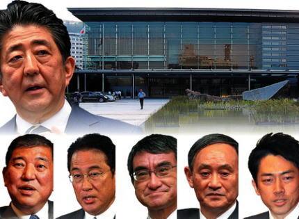 朝日新聞 「次の首相に誰がふさわしいか」 6人の名前を挙げて全国世論調査を実施(画像) … 次の首相に求める資質「公正さ・誠実さ」でトップになったのが・・・