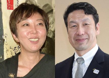 作家でパヨクの室井佑月氏(50)、前新潟県知事でパヨクの米山隆一氏(52)と結婚へ … 昨年末から交際、室井は再婚で米山氏から熱烈なプロポーズを受ける