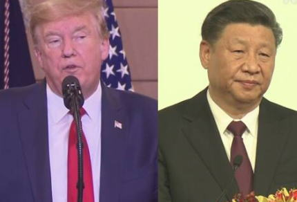 トランプ大統領、新型コロナを巡って中国に対して断交を示唆しつつ強く警告 … 「中国とのすべての関係を切る事もあり得る。関係を切る場合、53兆円を節約できる」