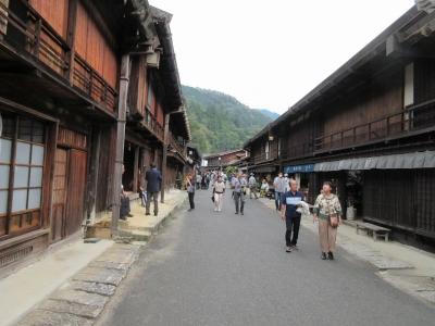 中津川 妻籠宿  (1)