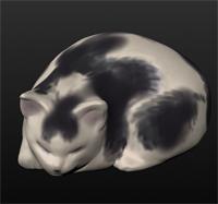 ウルトラソニック眠り猫