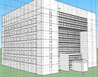 市役所モデル